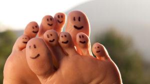 I nostri piedi: le radici del benessere 2