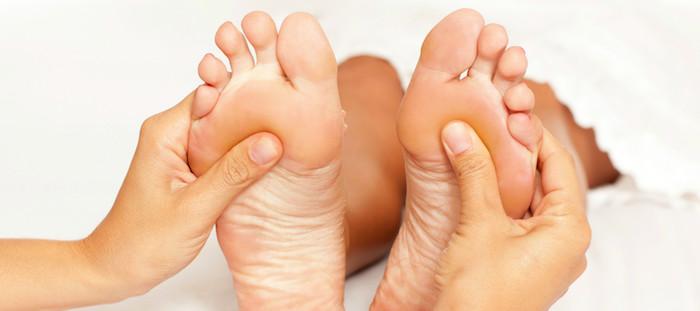 Il corso di riflessologia plantare, per studiare la mappa del piede